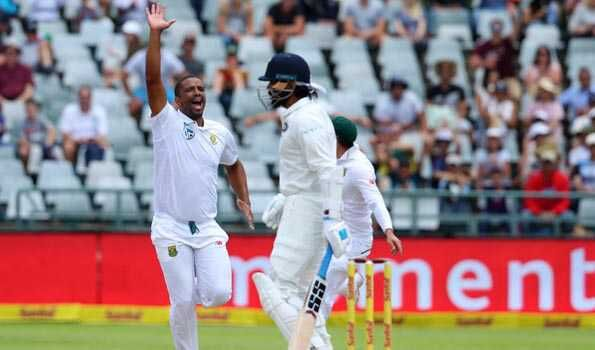India Lost The Test Match Against South Africa