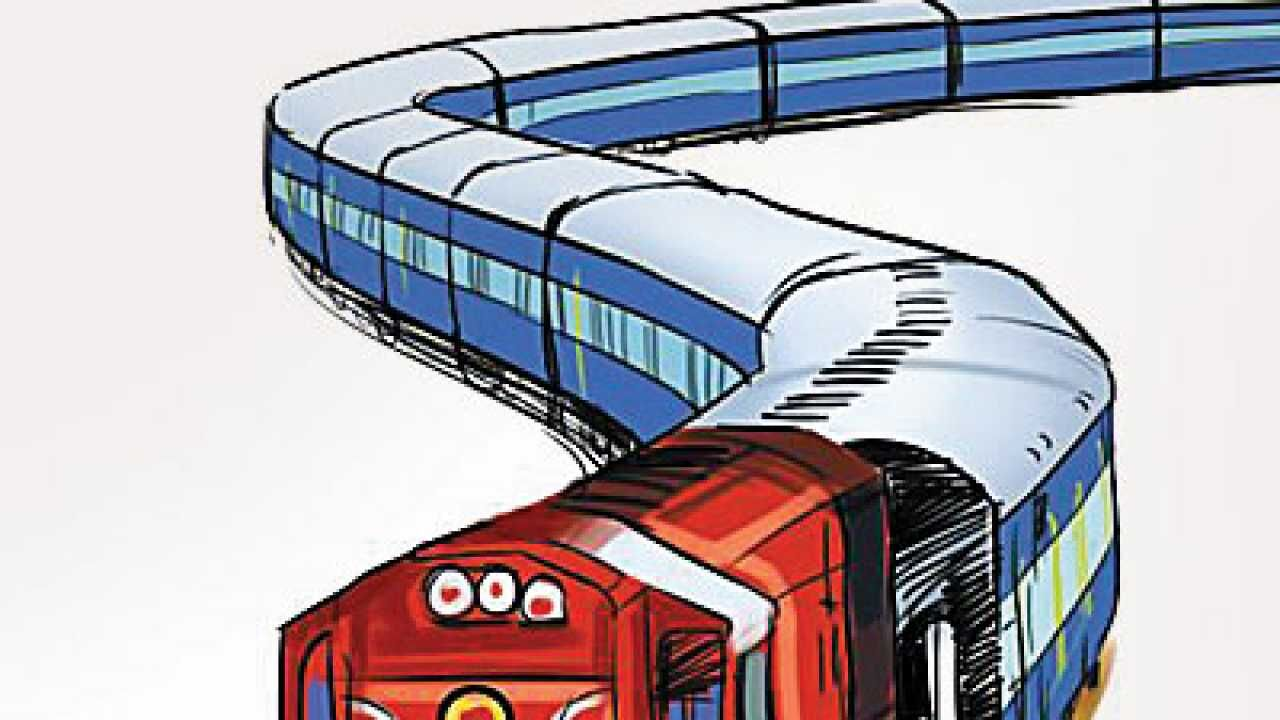 Five percent increment in rail budget