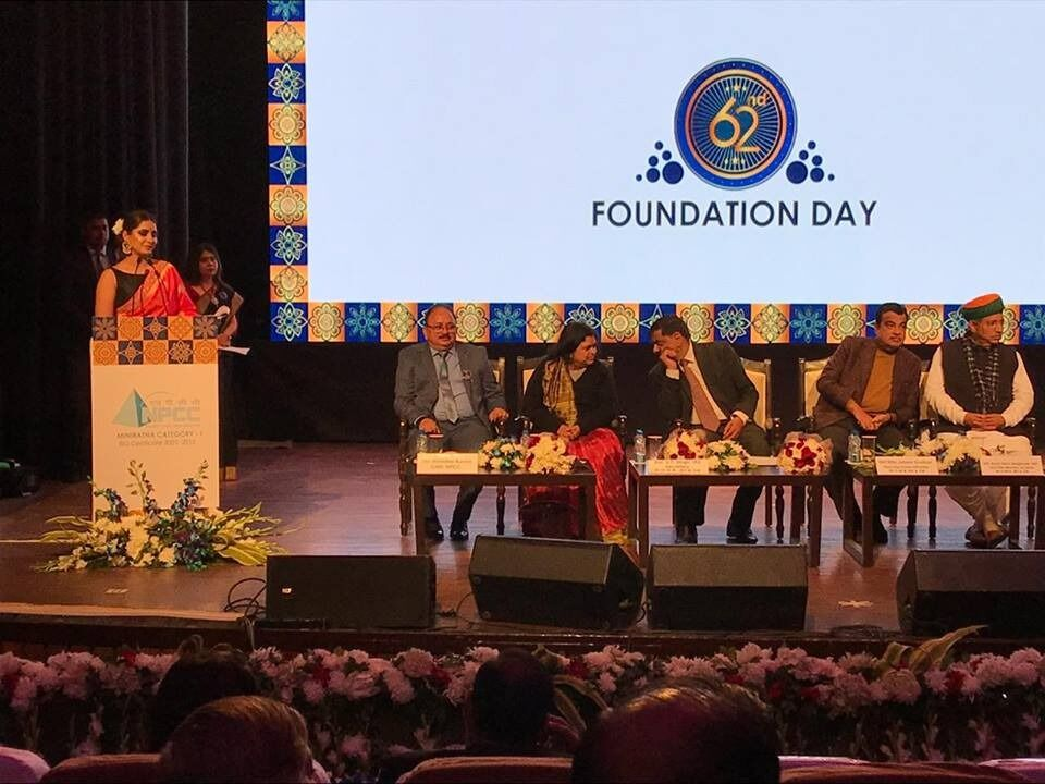 62nd foundation day of National Projects Construction Corporation