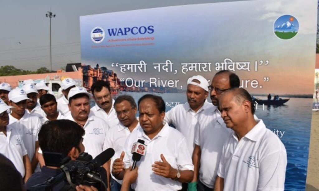 Ministry of Water Resources, River Development & Ganga Rejuvenation, CLEAN RIVER, HEALTHY LIFE, Government of India, Narendra Modi,  Mr. R.K.Gupta, CMD WAPCOS, MICROIRRIGATION,  WAPCOS, जल संसाधन, नदी विकास और गंगा कायाकल्प मंत्रालय, भारत सरकार, स्वच्छ नदियां, स्वस्थ्य राष्ट्र, जल संसाधन, नदी विकास और गंगा काया