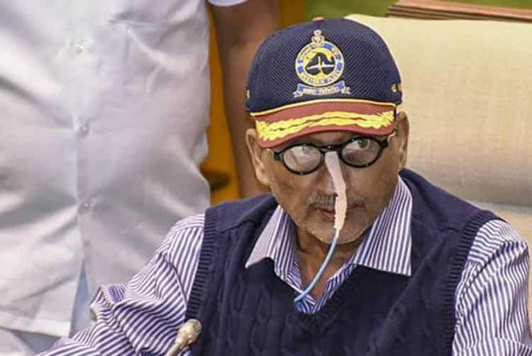 गोवा के मुख्यमंत्री मनोहर पर्रिकर जी का निधन