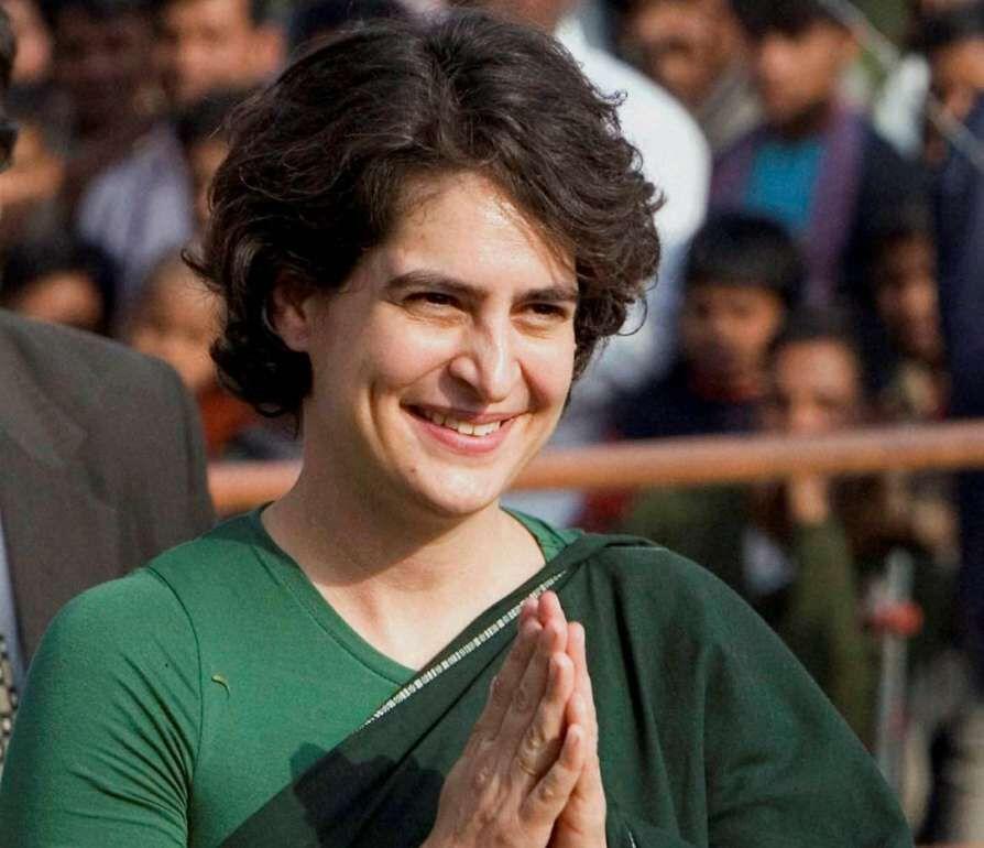 राहुल काल में कांग्रेस का पतन, प्रियंका ने स्वीकारा हम है वोटकटवा पार्टी