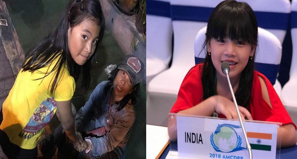 एक अजूबा : 7 साल की भारतीय बच्ची संयुक्त राष्ट्र को करेगी संबोधित