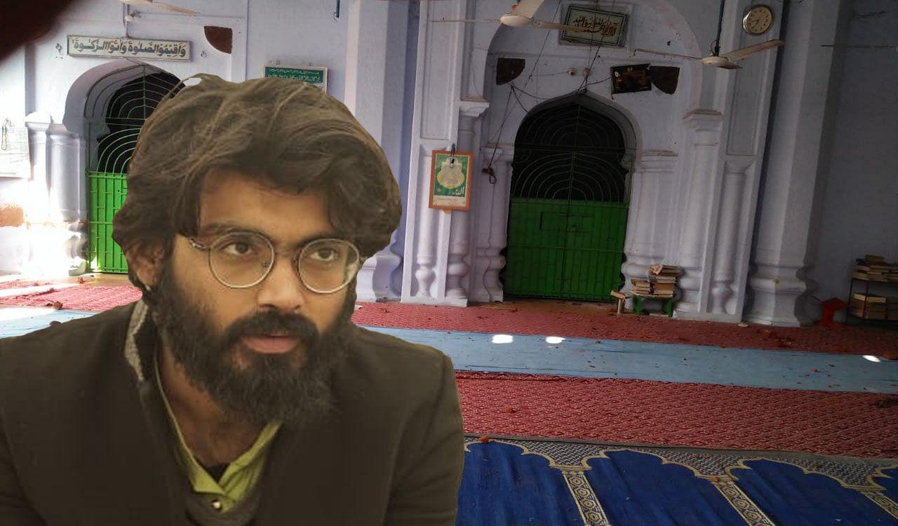 मस्जिद थी शरजील इमाम के छिपने का सहारा, परिवार के संपर्क में था