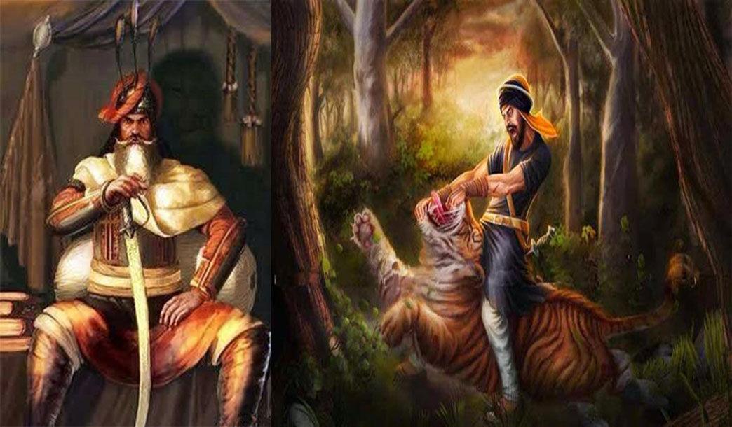hari-singh-nalwa-Gujranwala-Majha-Punjab, Hari Singh Nalwa was Commander-in-chief of the Sikh Khalsa Fauj, Sikh Empire