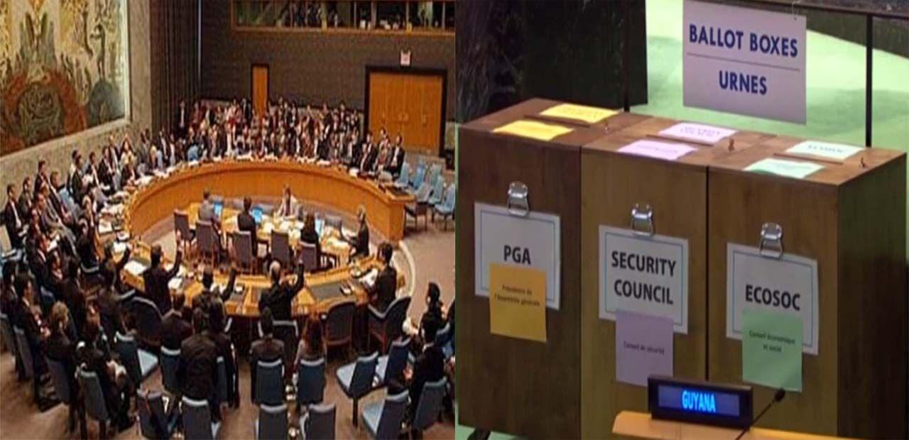 भारत 8वीं बार UN सुरक्षा परिषद में अस्थाई सदस्य बना, अमेरिका ने बधाई दी