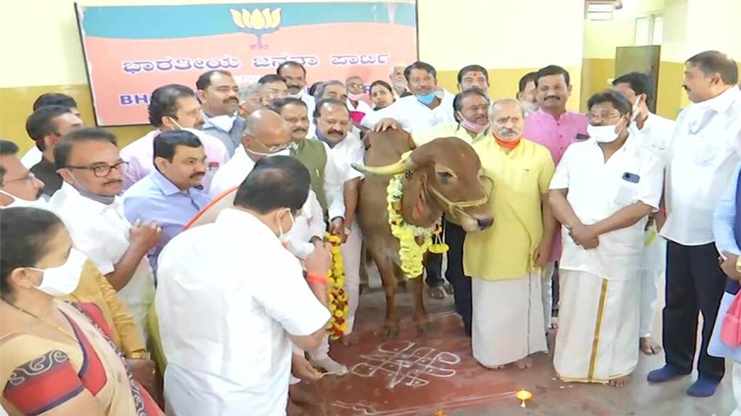 कर्नाटक विधानसभा में पास हुआ गौहत्या विरोधी बिल, होगी सात साल तक की सज़ा