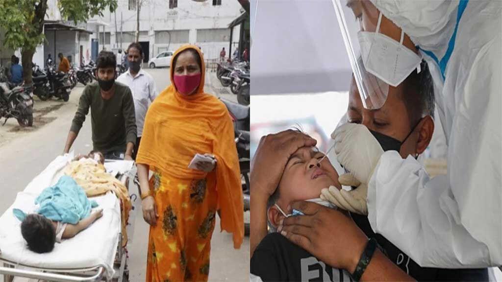 राजस्थान में 600 बच्चे कोरोना संक्रमित पाये गए: क्या ये तीसरी लहर की दस्तक है?