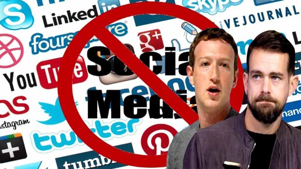 अगले 2 दिन Facebook और Twitter जैसी सोशल मीडिया कंपनियां भारत में काम बंद कर देंगी?