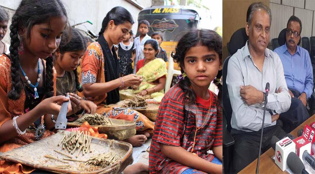 निजामाबाद : एक कलेक्टर के प्रयासों द्वारा बाल श्रम के खिलाफ छेड़ा गया अभियान २० वर्ष से लगातार सफलता की राह पर